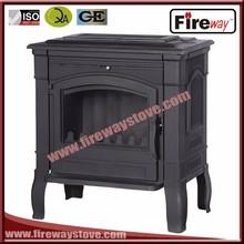 Fireway wood burning 5 years manufacturer warranty cast iron stove