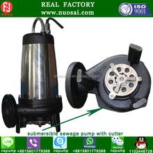 NSWQ80-30-12-2.2 electrophoresis paint sewage grinder pump