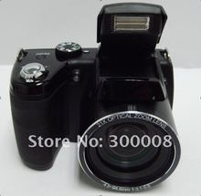 Super zoom 21X optical zoom digital photo camera 16MP Free shipping