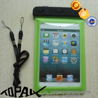 China wholesale waterproof pouch for ipad mini