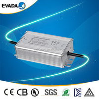 Constant Current LED Driver 3000mA 100W with PFC