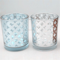 gold silver Candle&Candle Jar Products Supplier