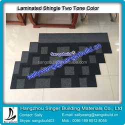 Laminated Asphalt Shingle Roofing With High Quality