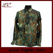 Germen Flecktarn camo High quality BDU sexy military uniform for man use