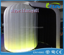 inflatable photo booth to hire / inflatable wedding photobooth props / build a photo booth inflatable