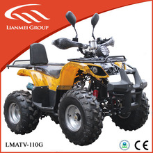 sand buggy 110cc atv quad with CE with EPA