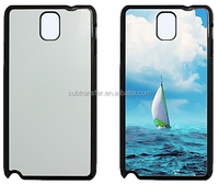 Hot sell Note3 sublimation plastic hard blank phone case for Galaxy Note3 N9006