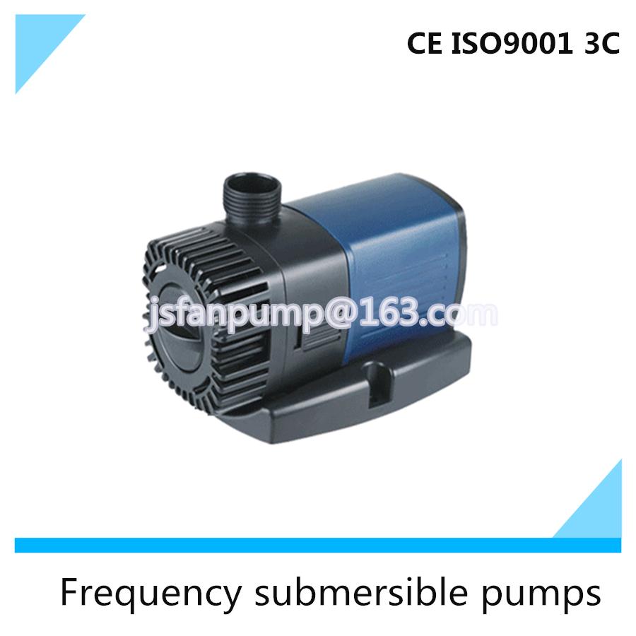 Frequency Variation Submersible Fountain Aquarium Pumps