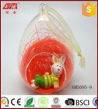 new design wholesael decorative glass half ball