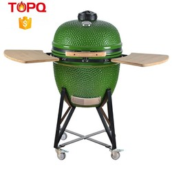 Kamado Ceramic Grill BBQ for Outdoor Activity