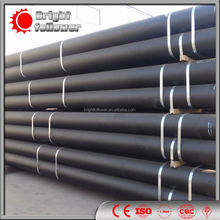 PN10 ductile iron pipes with standard wall thickness