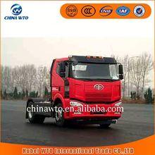 CA4180P66K2HE4X 4*2 J6 semi trailer tractor truck used truck tractor units