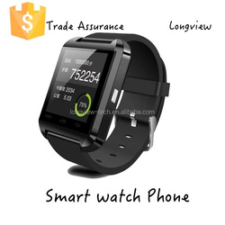 Universal U8 Bluetooth Touch Screen Android Smart watch WristWatch Fit for Android/IOS Smartphone