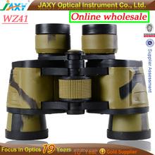 Venta al por mayor en línea barato camuflaje de largo alcance 8 X 40 binocular