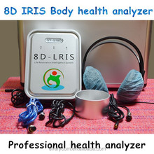Pathological Analysis Bioresonance 8d nls health analyzer for healthcare, 8d lris analyzer