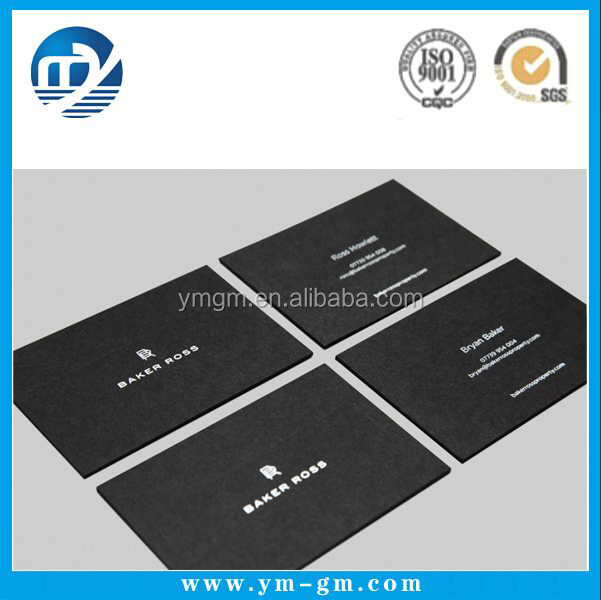 Customized offset printing business card order from alibaba china business card13g colourmoves