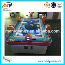 Profesional de interior pesca eléctrica máquina arcade de videojuegos redención eléctrico juego de la pesca fábrica de máquinas