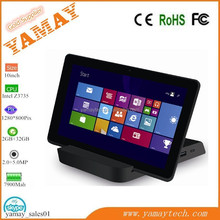 Brand new 10 inch Z3735 tablet pc Retina 1280*800pix 2G/16G win 8.1tablet