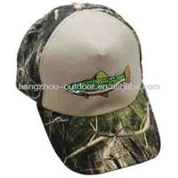 2015Hot Sale Lightweight Fitted camo Outdoor Sports caps