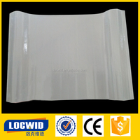 Plastic corrugated panel/FRP wave panel/FRP corrugated roofing sheet