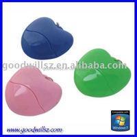 Mini,Cute ,Cheap ,Heart shape USB Stick Flash Drive 2.0