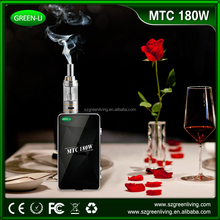 2015 hot import electronic cigarette shenzhen 180w temp control box mod 0.2ohm new vape TC180w bed mattress