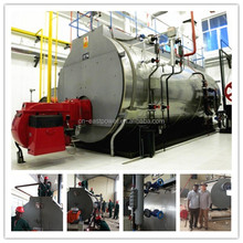epcb gas genenator gas and oil fired boiler gas burns china supplier