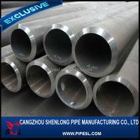 High quality asme sa789 duplex stainless steel tube/inox tube