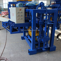 Office in India and Vietnam and Indonesia hollow block equipment QT40-2