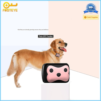 Cheap GPS Pet Tracker GPS and LBS Double Position with Big Pet Leash Hole gps tracker portable vehicle tracking system