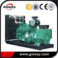 Gmeey Rated Power 500KW 625KVA USA Engine Diesel Generator with Stamford Alternator