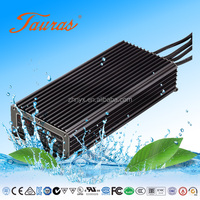 Constant voltage 12Vdc high power LED Driver newest design for led street light 300W VA-12300D086 tauras factory direct