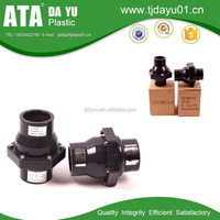 mini small vertical plastic swing rubber faucet check valve