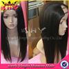 Wholesale Price Virgin indian human hair u part natural girls hair wig