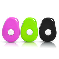 china top ten selling products key chain Mini GPS tracker SOS button factory tiny GPS locator