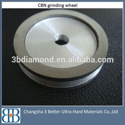 manufacture of high quality vitrified bond diamond wheels