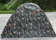 Ripstop Camouflage Two Persons Folding Military TacticalTents