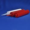 plastic packaging tube silicone sealant tube