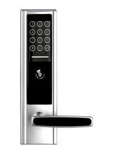 digital push button door lock