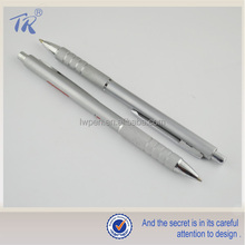 Alibaba Wholesale Fancy Stationery Aluminium Pen,Metal Ball Pen Metal Twist Ball Pen Slim