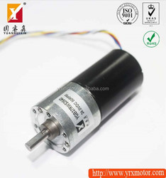 12v brushless high torque low speed 150rpm dc motor selling hot
