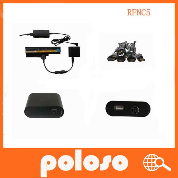 chargeur de batterie d 39 ordinateur portable universelle. Black Bedroom Furniture Sets. Home Design Ideas