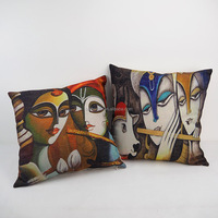 Home decor dining pillow covers throw scatter pillows plain sofa seat cushion covers