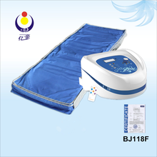 BJ118F new product promotion eyes massage / 24 airbags pressotherapy cushion /infrared pressotherapy machine
