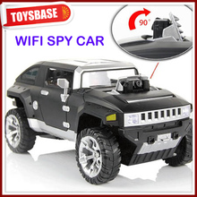 GT-330C Electric Spy Video Iphone Wifi RC Car with Camera hummer h2 suv