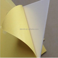 1.2mm self adhesive foam pvc sheet for photobook