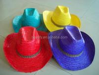 Cheap Kwai Leaves Cowboy Hat Purple