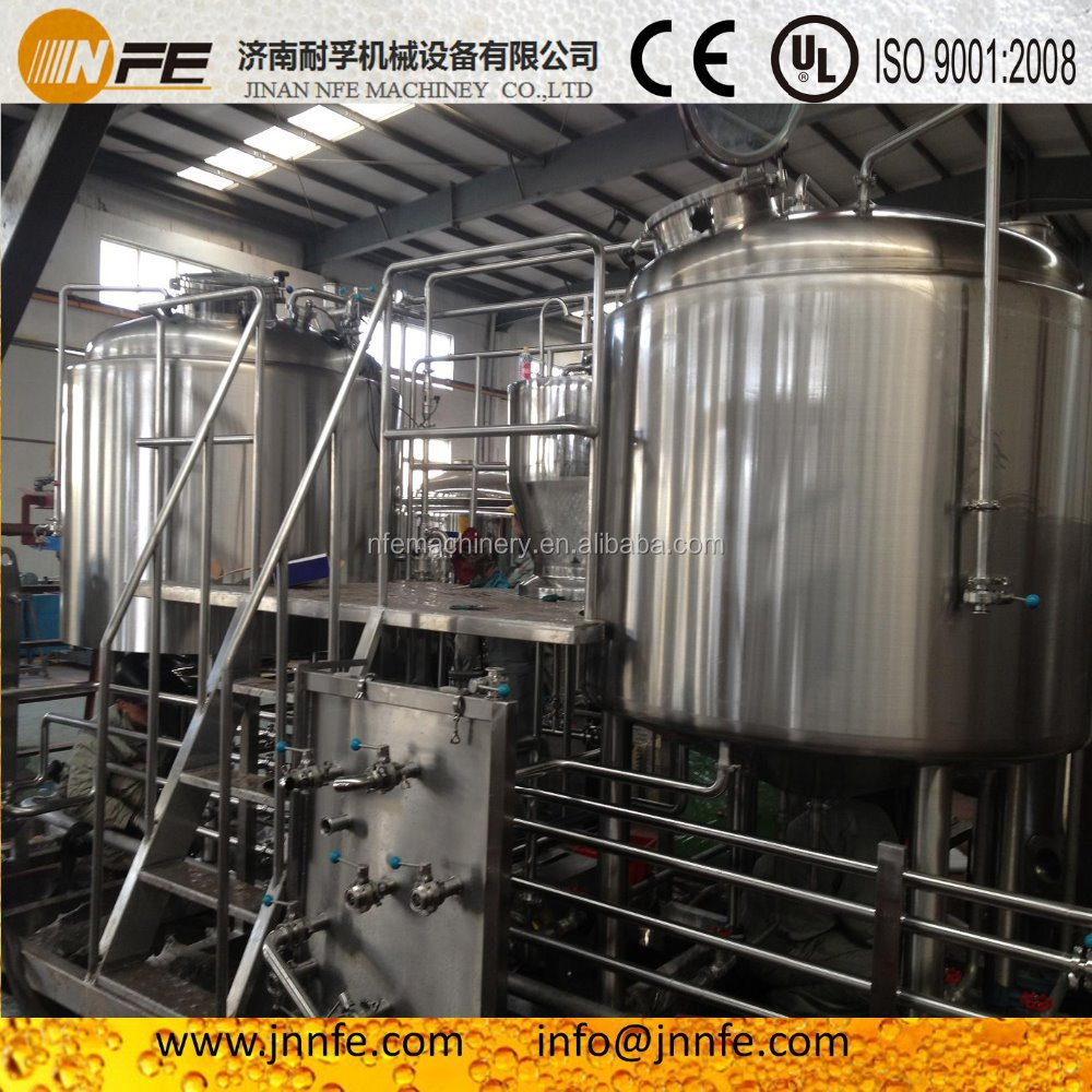 5 Bbl To 7 Bbl Direct Fire Brew System Beer Brewing