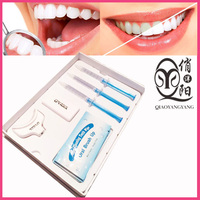 High quality dental whitening device for home used teeth whiten strips oral hygiene kits