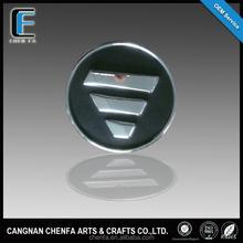 Auto parts accessories 3D chrome car badge emblem